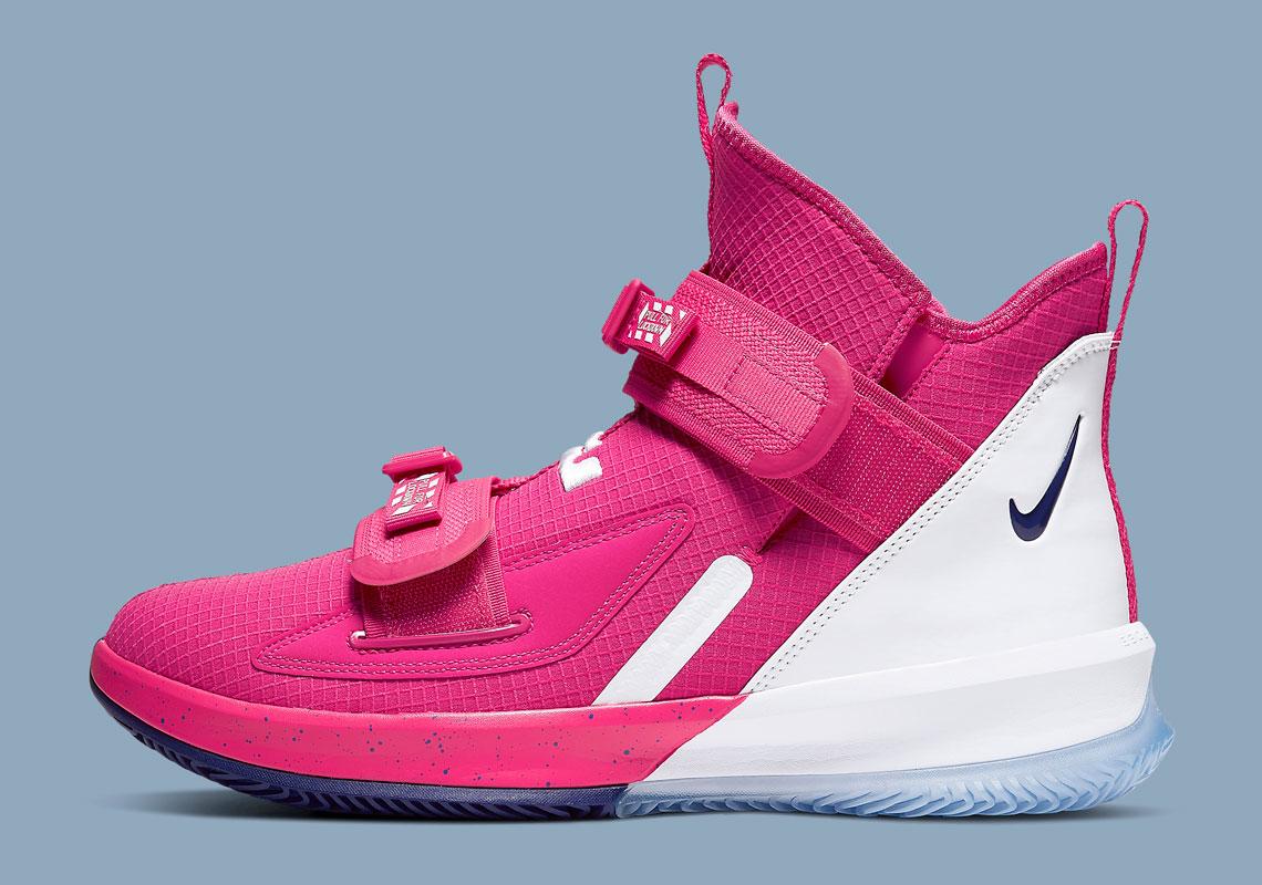 Nike LeBron Soldier 13 Kay Yow CV1942