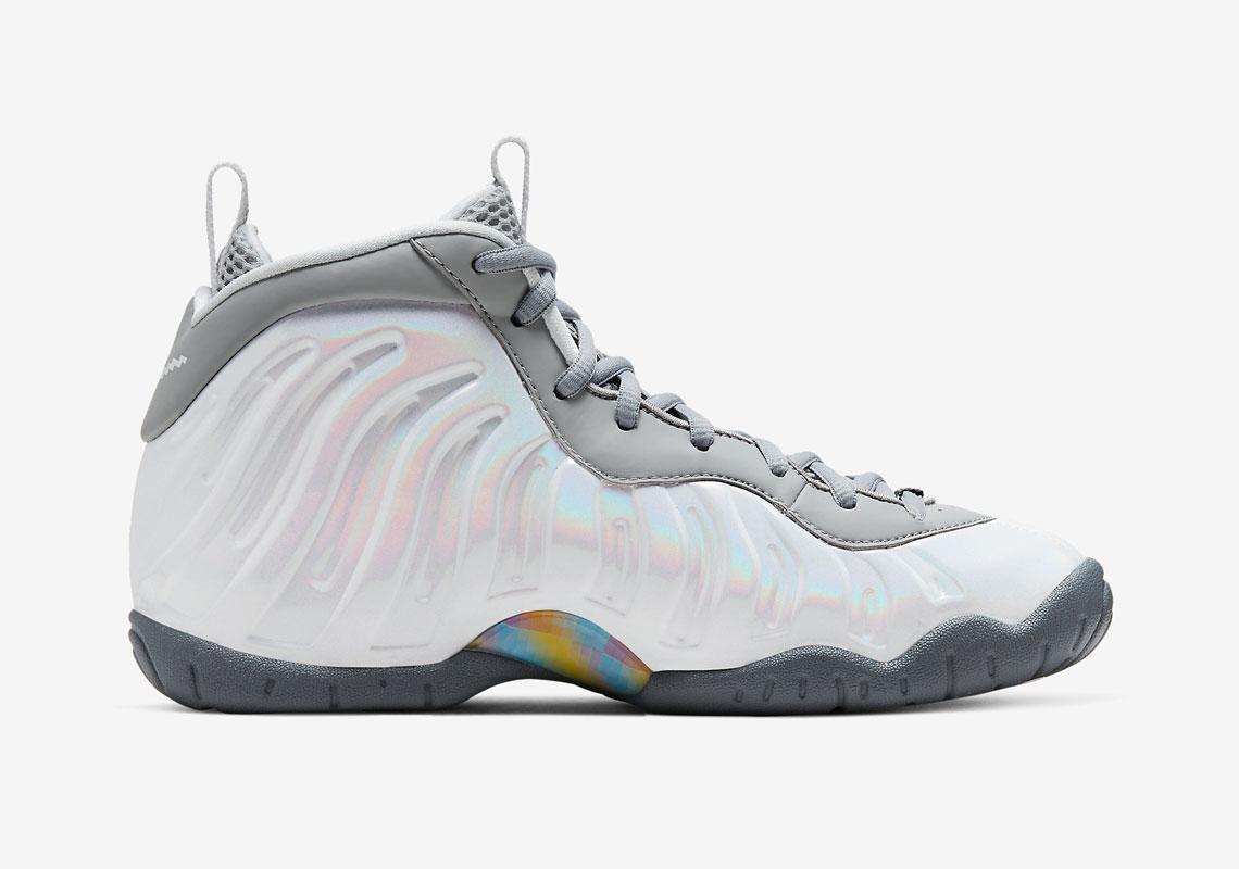 Nike Lil Posite One Rainbow Pixel