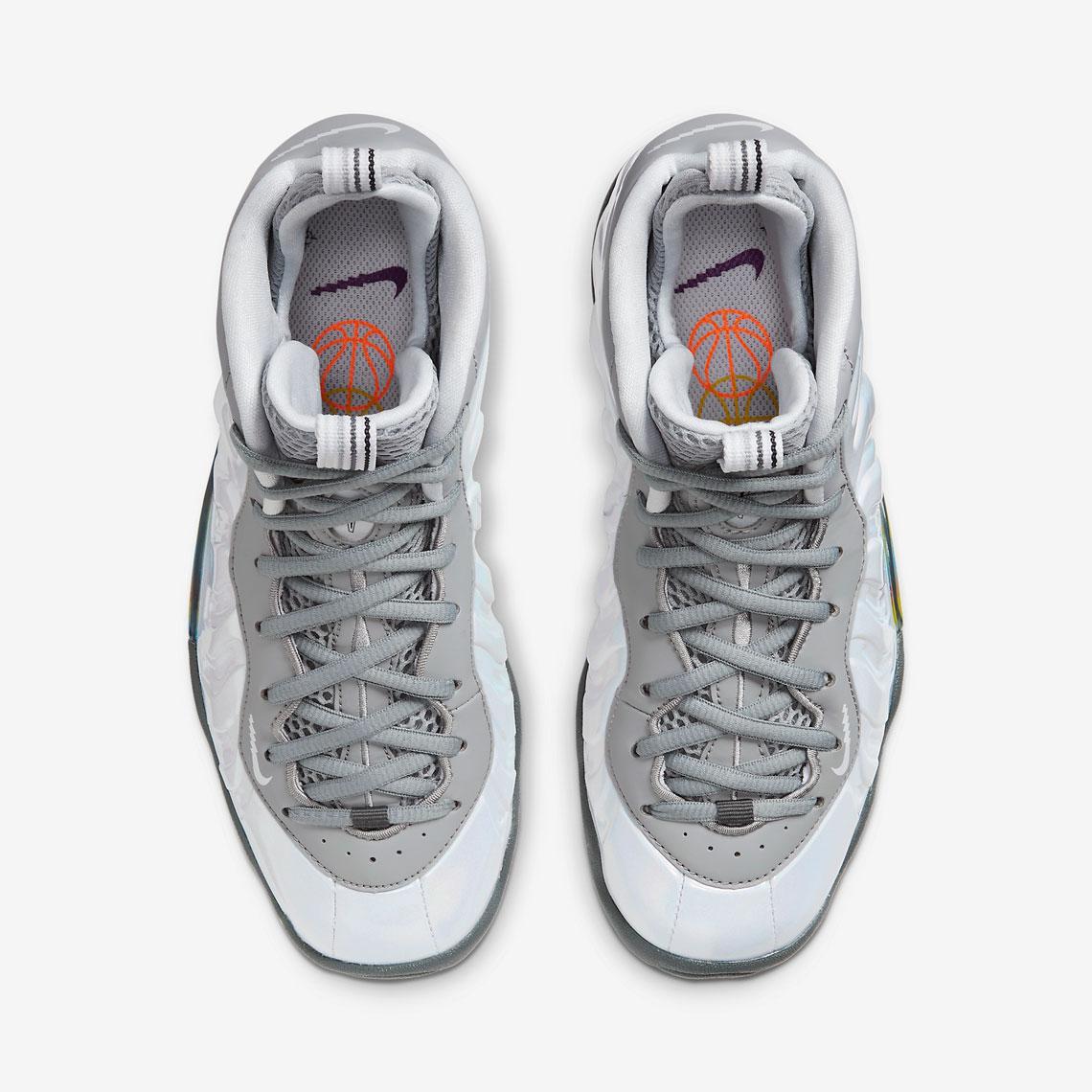 2017 Copper Nike Foamposite One vs. 2010 Comparison