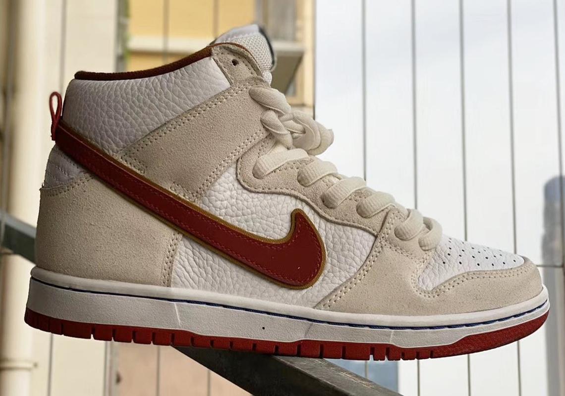 Infos Nike Dunk High WMNS 2021 Crumpe