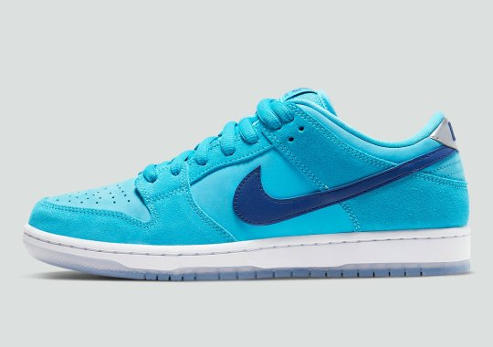 """Nike SB Dunk Low """"Blue Fury"""" Slated For April Release"""