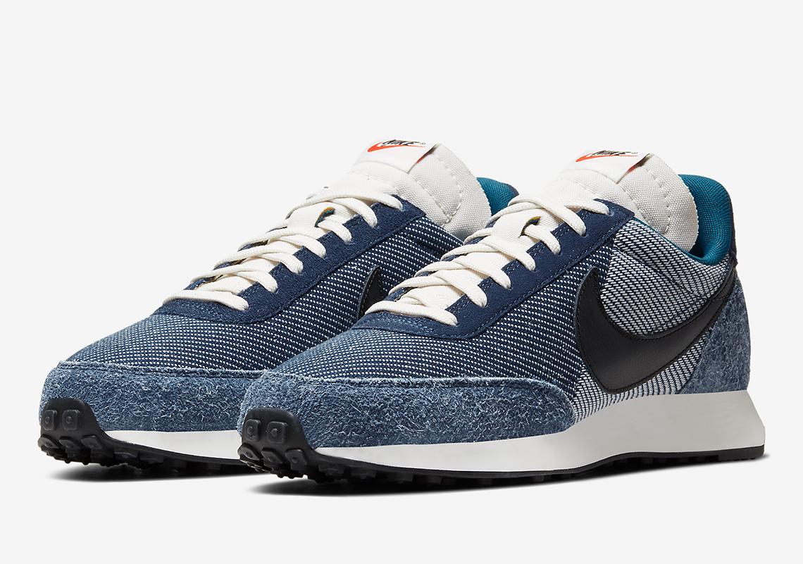 gris Malabares declaración  Nike Tailwind 79 Midnight Navy Blue CK4712-400 Release Info |  SneakerNews.com