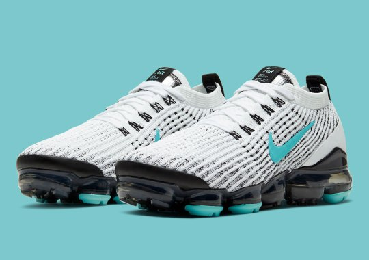 The Nike Vapormax Flyknit 3 Appears In atmos Friendly Colors