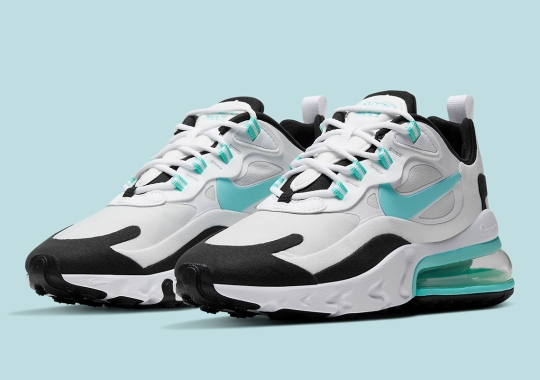 The Nike Air Max 270 React Gets An atmos-Style Upgrade