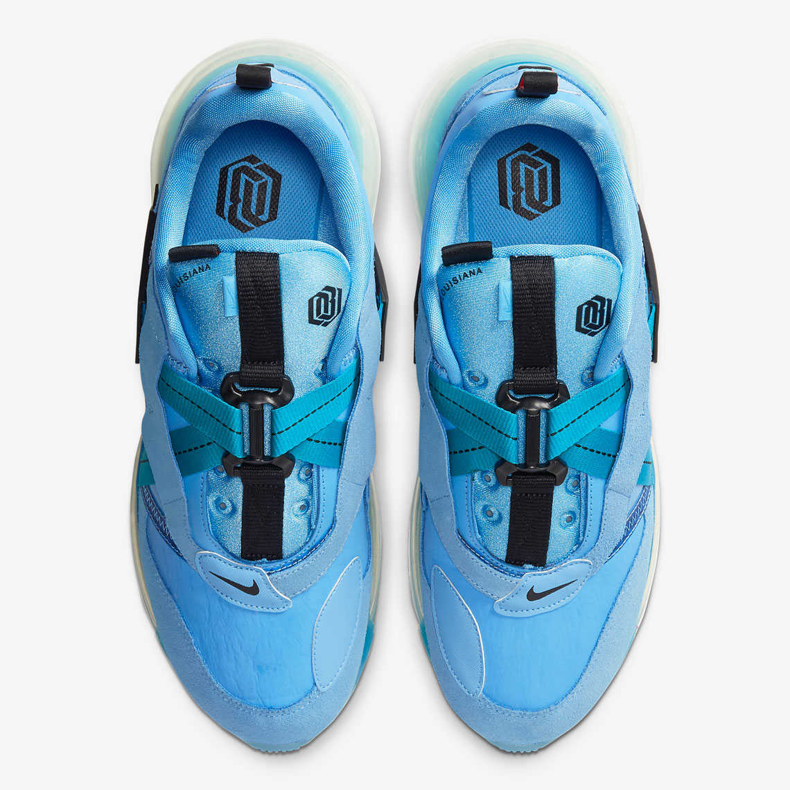 OBJ's Nike Air Max 720 Slip Receives Vibrant Blue Makeover: Photos