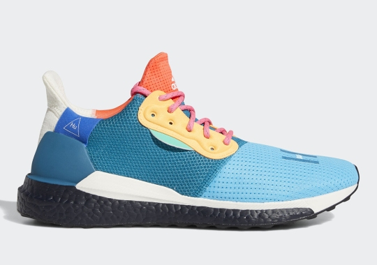 Pharrell And adidas To Drop Another Multi-Colored SOLARHU