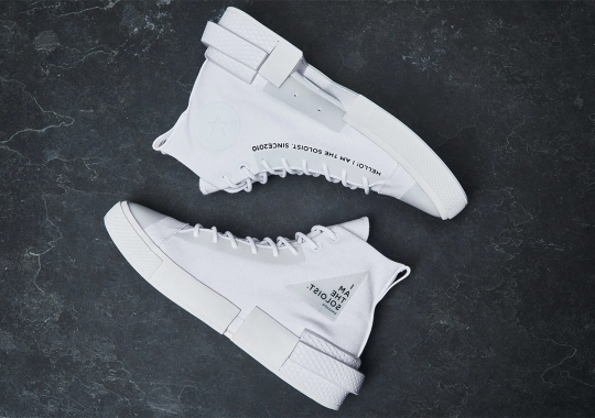 TAKAHIROMIYASHITA The Soloist And Converse Explore The CX Disrupt In Two Colorways