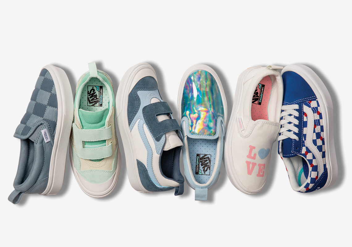 Vans Autism Awareness Shoes 2020
