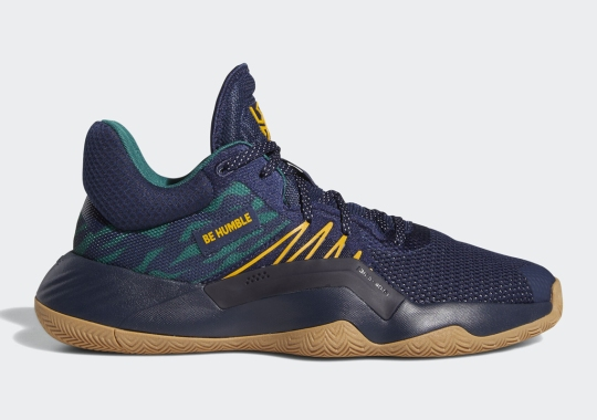 This Upcoming adidas DON Issue #1 Matches The Utah Jazz Secondary Colors