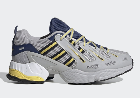 The adidas EQT Gazelle Set For Arrival In Grey And Shock Yellow