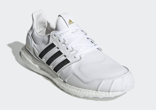 adidas Adds Superstar DNA To The Ultra Boost