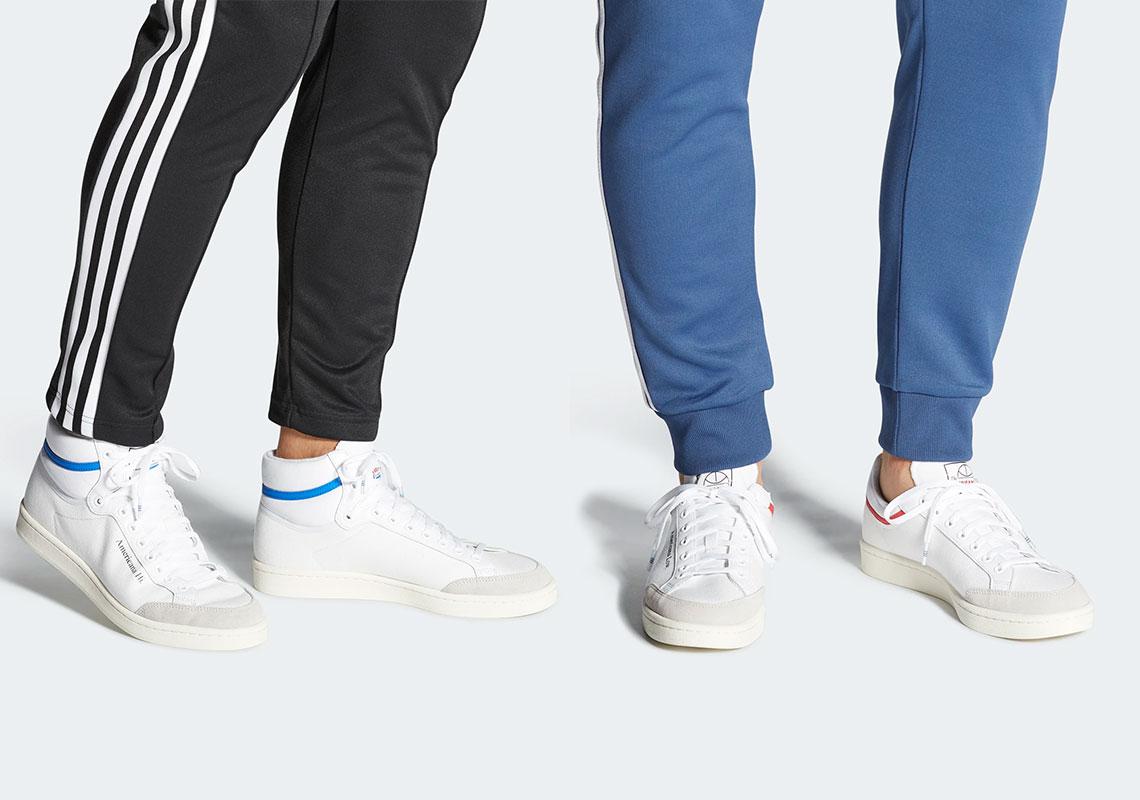 rodar En general vestirse  adidas Americana Hi Low EG5522 EF6385 | SneakerNews.com