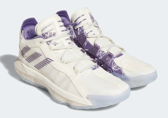 Upcoming adidas Dame 6 Matches Weber State's Home Jerseys