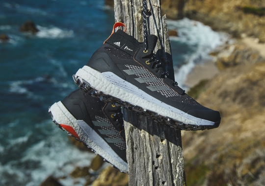 adidas Outdoor Ushers In New Terrex Free Hikers With Upcycled Parley Yarns