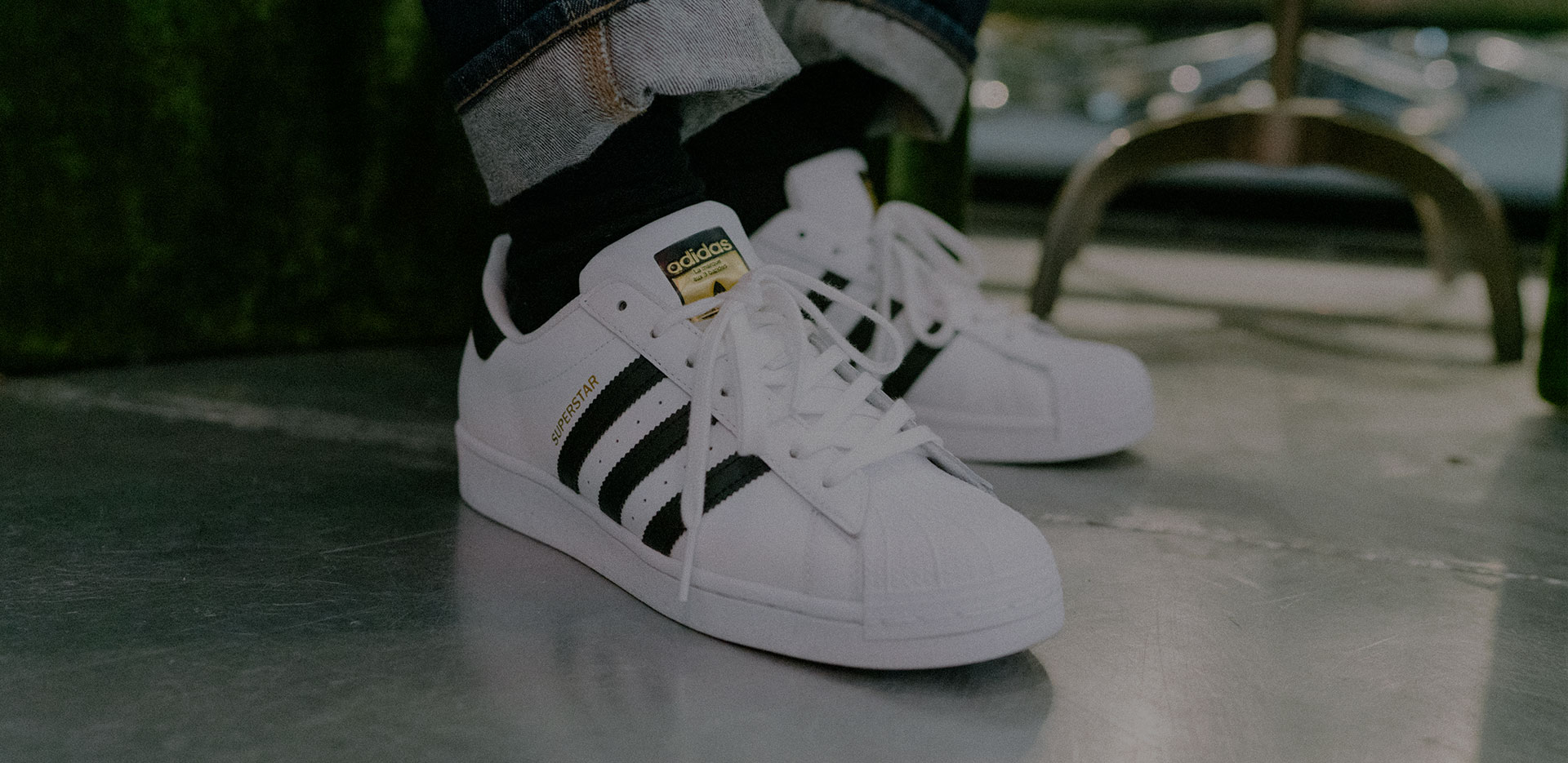 How These NYC-Based Hustlers Embody The adidas Superstar's Message Of Change