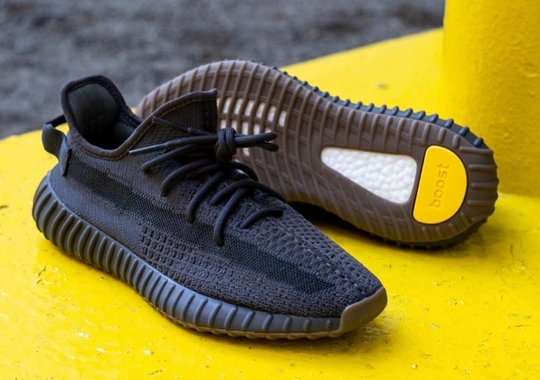 "The adidas Yeezy Boost 350 v2 ""Cinder"" Is Finally Ready To Release"