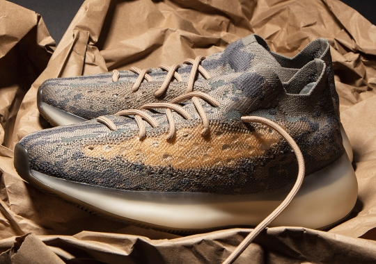 """Exclusive Look At The adidas YEEZY 380 """"Mist"""""""