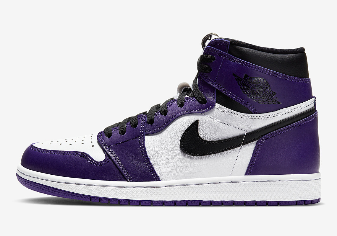 air jordan 1 court purple 2020 release date