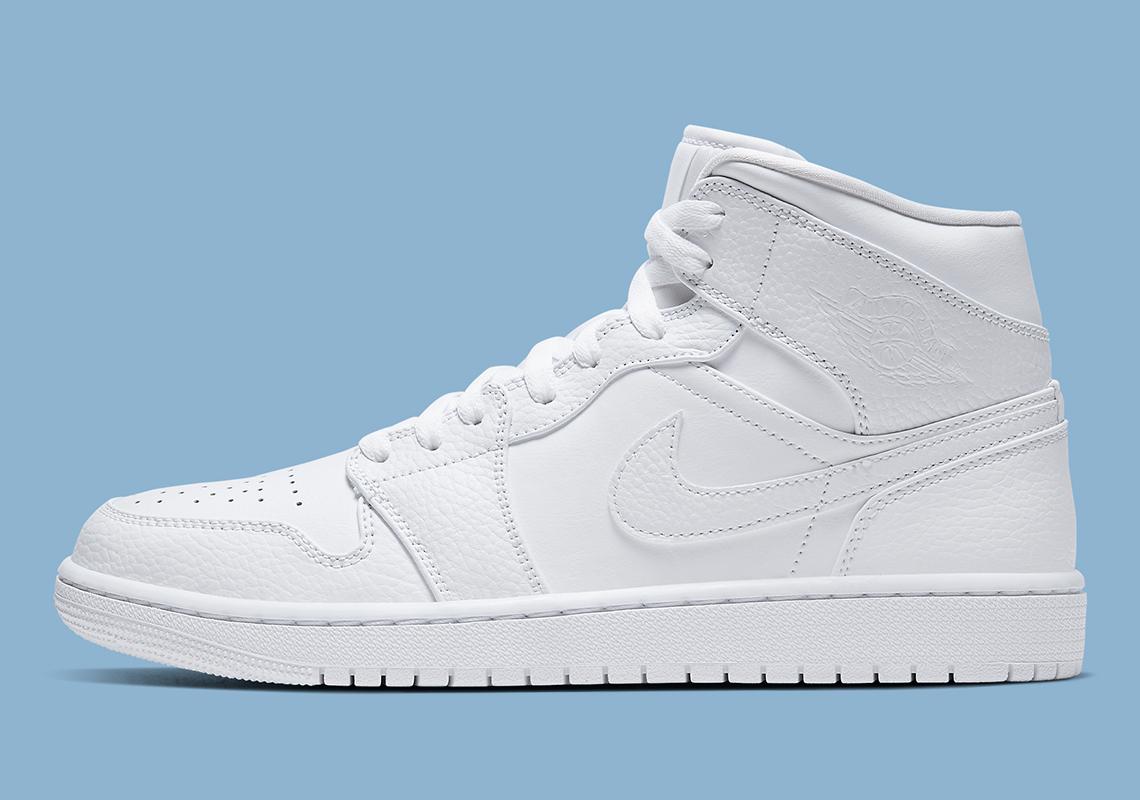 jordan 1 triple white