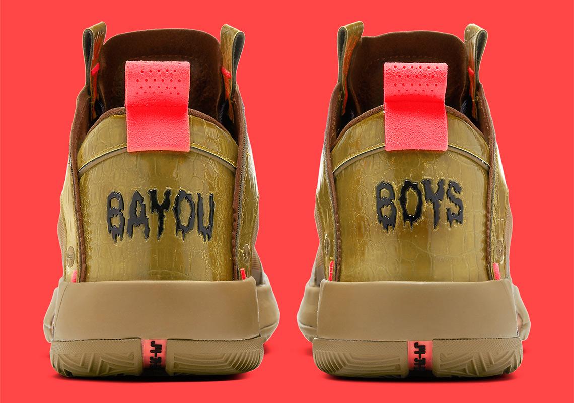 Zion Air Jordan 34 Bayou Boys DA1897-300 Release Date ...