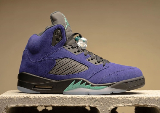 "First Look At The Air Jordan 5 ""Alternate Grape"""