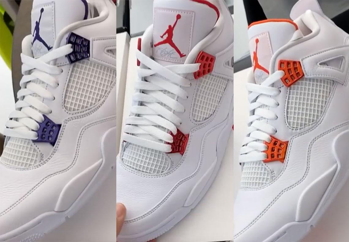 Air Jordan Summer 2020 DJ Khaled Release Teaser Crumpe