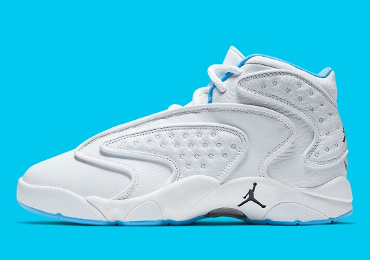 The Air Jordan Womens OG Gets A UNC Blue Tribute