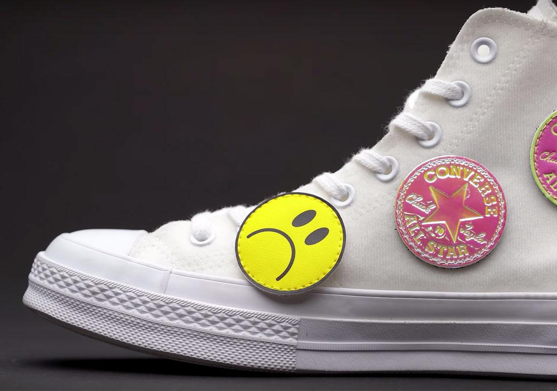 size Converse Chuck 70 Multi-Patch