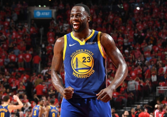 Draymond Green Signs Shoe Deal With Converse