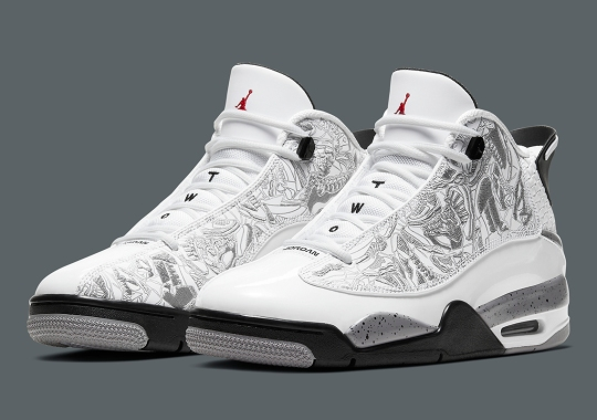 "The Jordan Dub Zero ""White/Cement"" From 2009 Is Returning Soon"