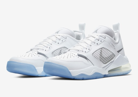 "The Jordan Mars 270 Low Gets A ""Pure Money"" Makeover"
