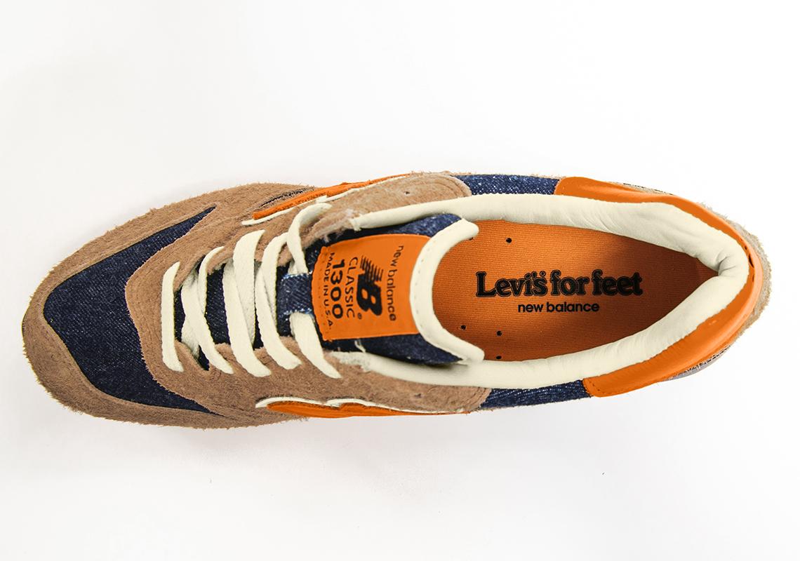 Sociedad Alboroto sala  Levi's New Balance 1300 M1300LV - Release Info | SneakerNews.com