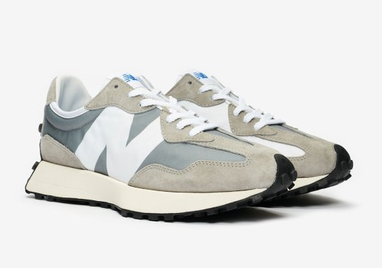 Classic Grey To Appear On The Upcoming New Balance 327