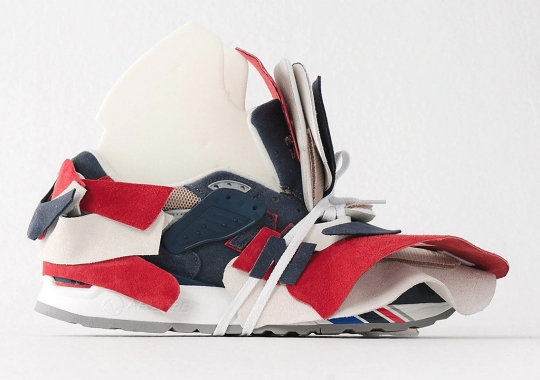 New Balance Launches Made In US 998 Limited Editions Made From Surplus Materials