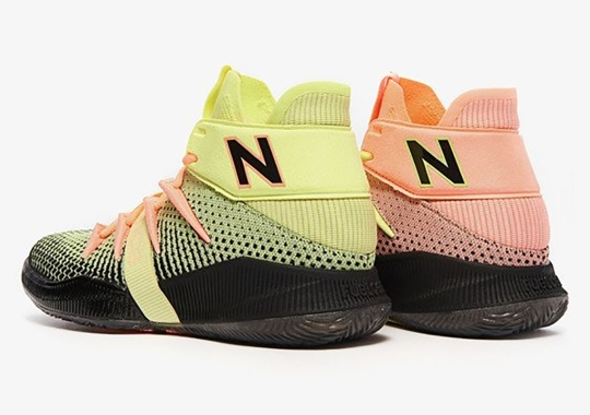 "Kawhi Leonard And New Balance Unveil Their ""First Light"" Collection"