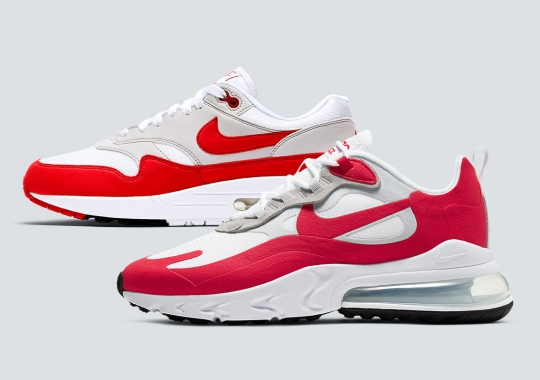 The Nike Air Max 270 React Honors The Shoe That Started It All