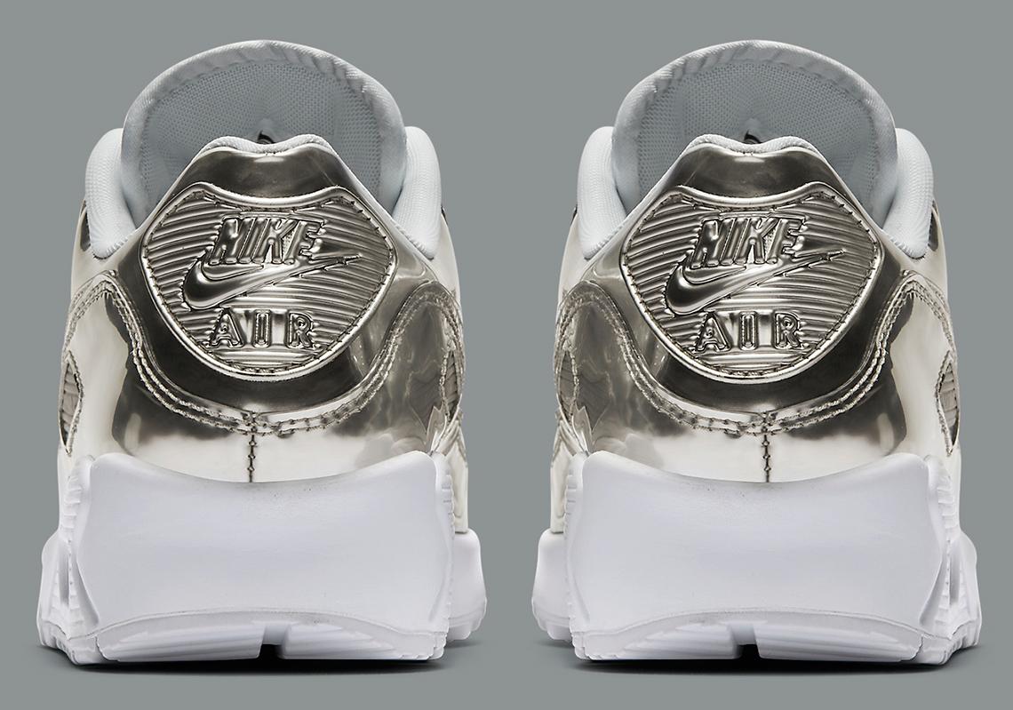 Nike Air Max 90 Medal Pack Silver CQ6639 001 |