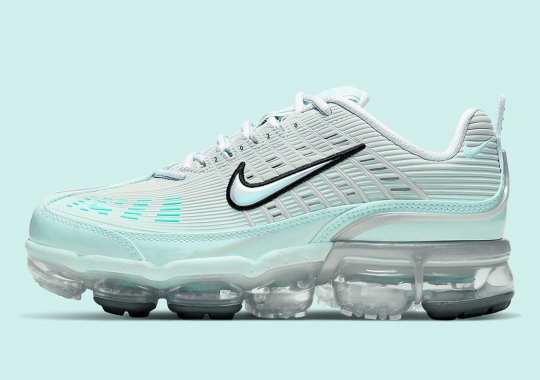 The Nike Air Vapormax 360 Gets Minty Green Updates