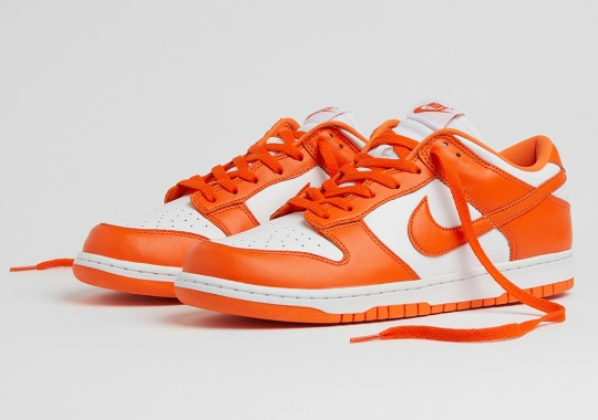 "Where To Buy The Nike Dunk Low ""Syracuse"""