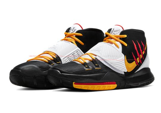 "The Nike Kyrie 6 ""Bruce Lee"" Releasing In An Alternate Black Colorway"