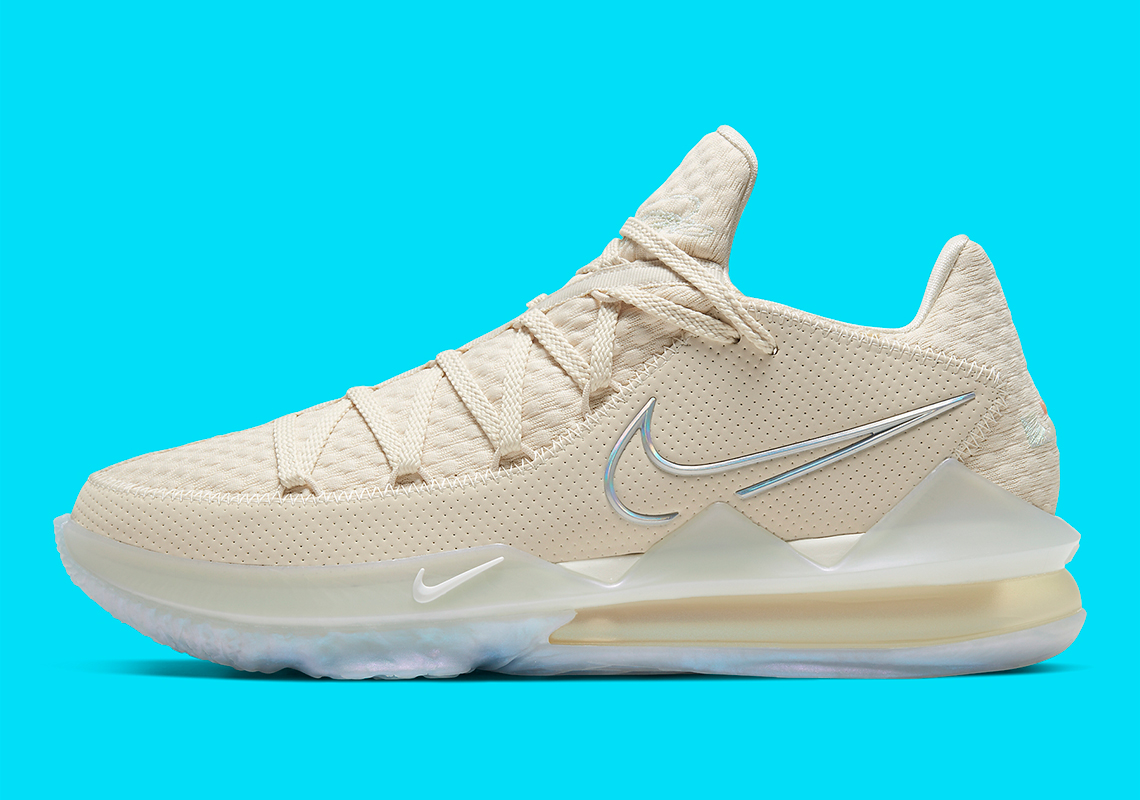 "Nike LeBron 17 Low ""Easter"" Coming Soon: Photos"
