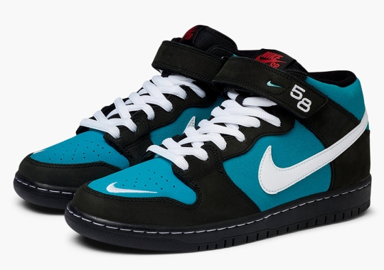 """The Nike SB Dunk Mid """"Griffey"""" To Release On April 1st"""