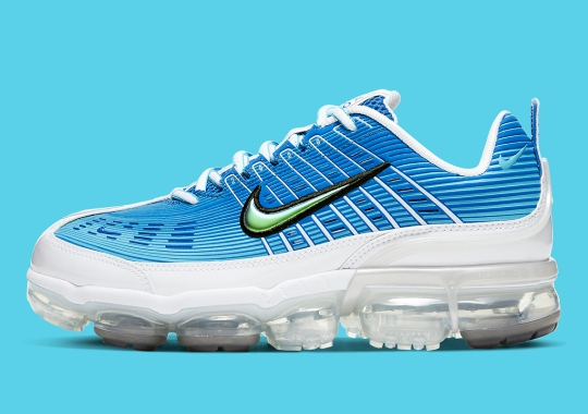 Nike Turns Back The Clock With Vapormax 360 In Royal