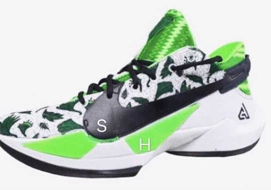 First Look At The Nike Zoom Freak 2