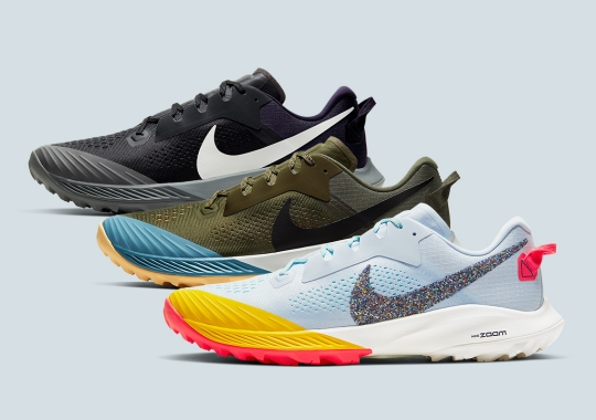 The Nike Terra Kiger 6 Launches In Time For Spring Hiking Season