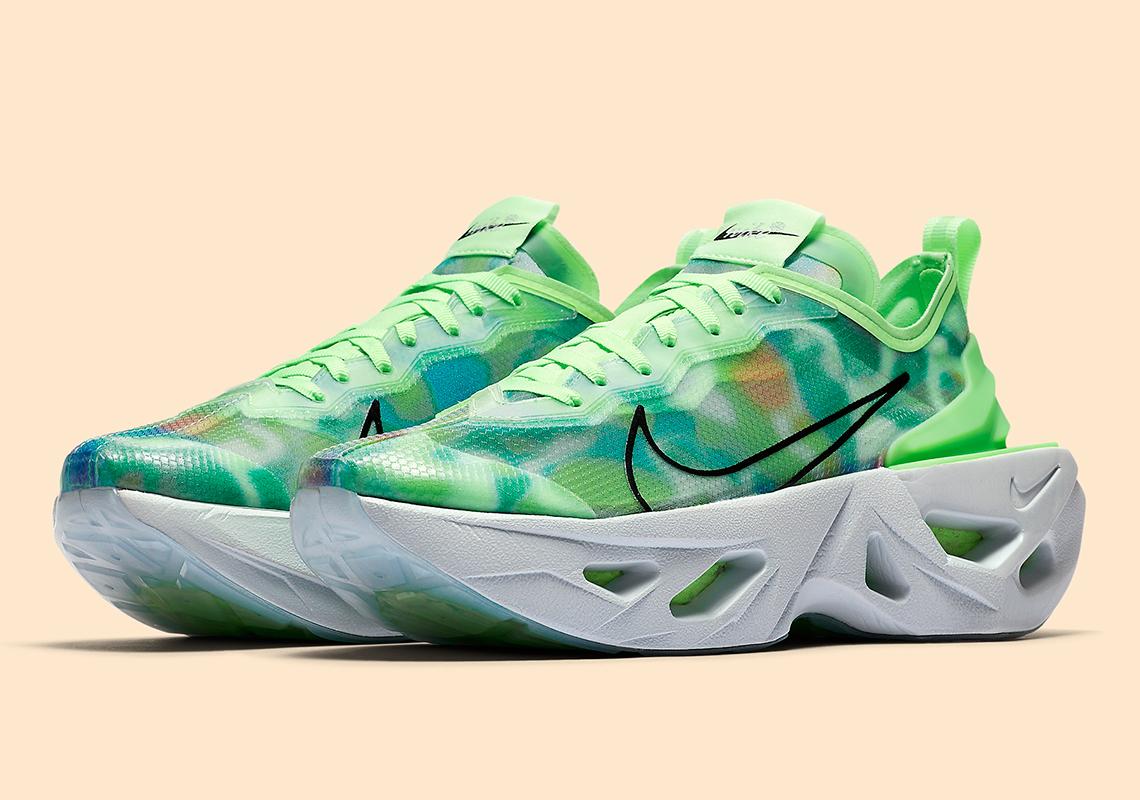 Bien educado desastre orificio de soplado  Nike ZoomX Vista Grind Green CT5770-300 | SneakerNews.com