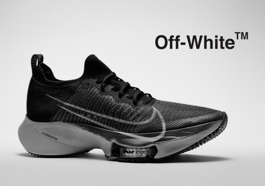 Off-White And Nike Rumored To Drop Zoom Tempo NEXT% Collaboration
