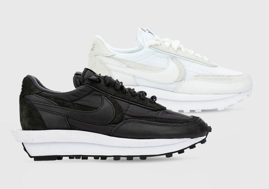 sacai's Next Nike LDWaffle Collaborations Are Dropping On March 10th