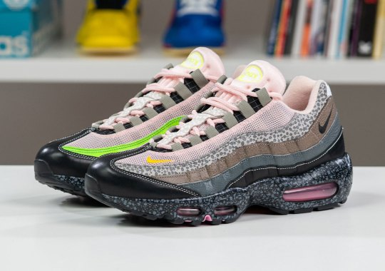 "size? References 20 Past Nike Exclusives For Upcoming Air Max 95 ""20 for 20"""