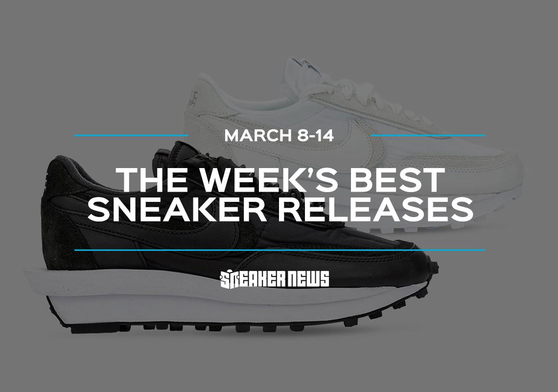 sacai NikeLDWaffle Black White BV0073 002 |